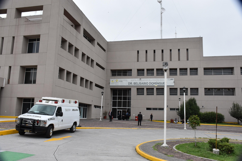 Estos son los hospitales que la CDMX ha habilitadopara recibir a personas con síntomas de COVID-19