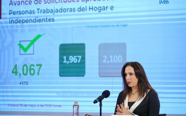 Más de cuatro mil personas trabajadoras independientes y del hogar han solicitado un Crédito Solidario a la Palabra