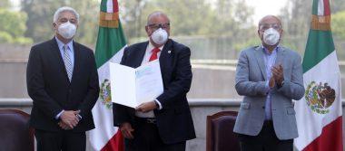 Cuerpo Diplomático acreditado en México dona 500 mil pesos  para enfrentar al Coronavirus