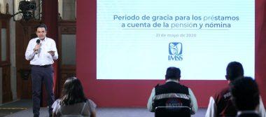 IMSS difiere pagos de préstamo a cuentas de jubilación o pensión
