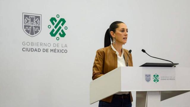 """Extenderá CDMX apoyo de  500 pesos adicionales en """"Mi beca para empezar"""", para apoyar a familias durante contingencia."""