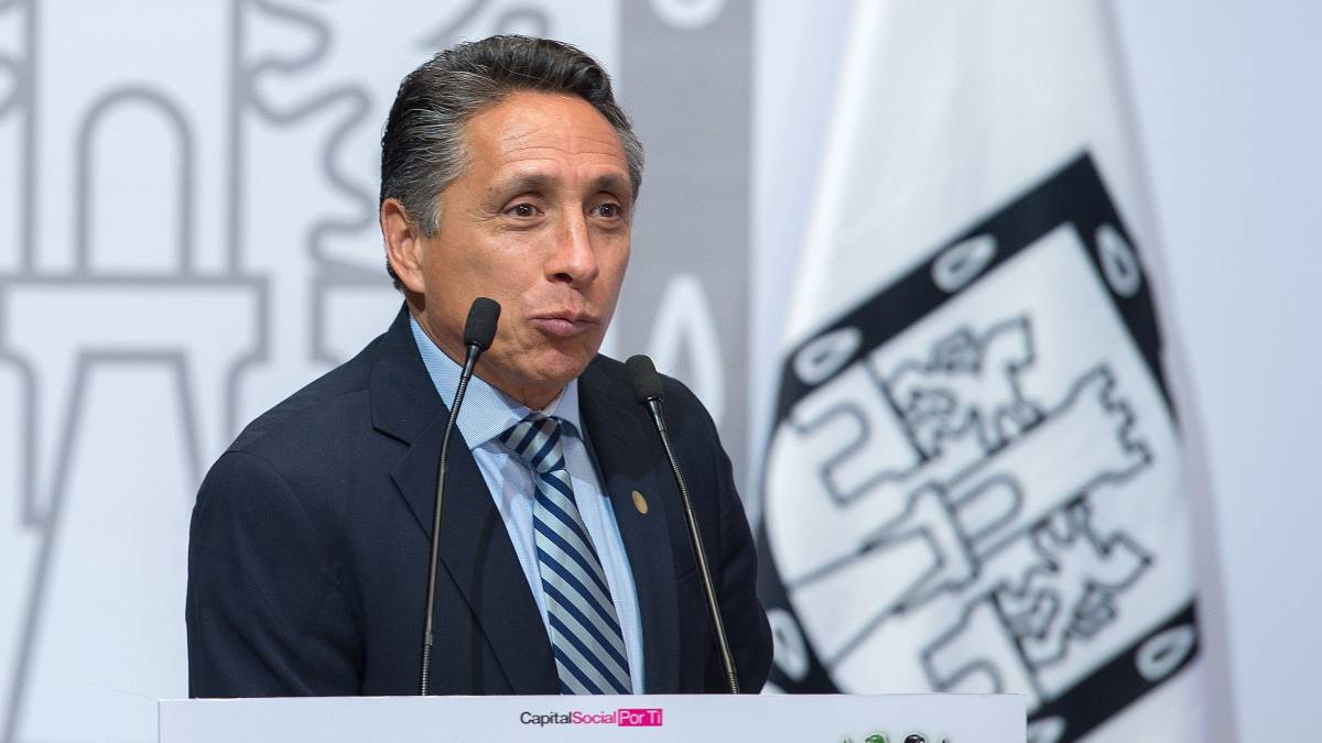Manuel Negrete, alcalde de Coyoacán da positivo a COVID-19