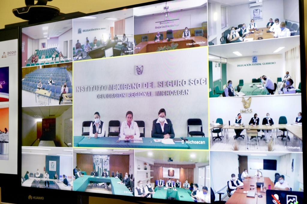 Reconoce IMSS importancia de enfermeras y enfermeros ante  emergencia sanitaria por COVID-19