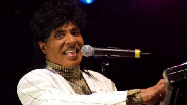 Muere Little Richard, pionero del rock'n'roll,