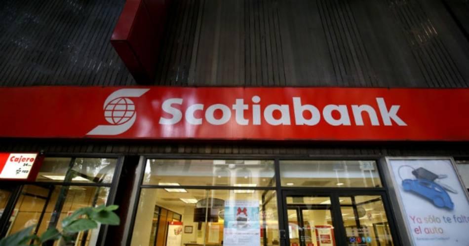 Cierran sucursal de Scotiabank en Central de Abastos por caso de COVID-19