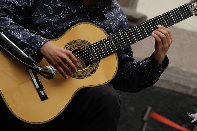 Museo Archivo de la Fotografía compartirá en redes concierto de guitarra clásica