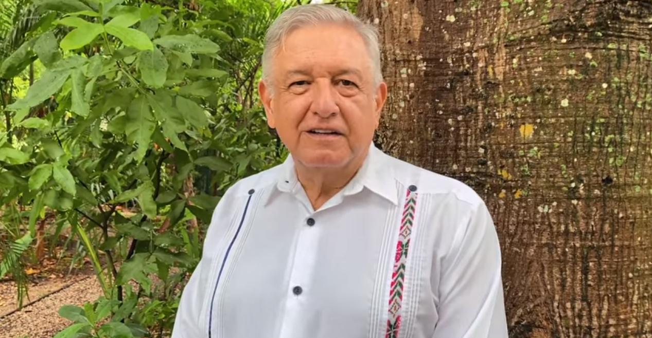 """""""La peste no pandemia, la peste que más ha dañado a México"""": AMLO"""