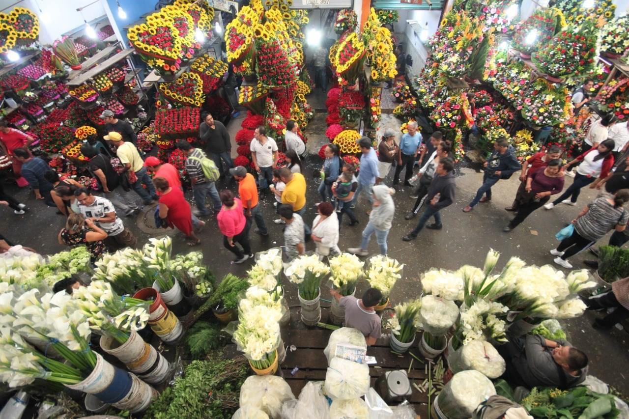 Alcaldía V. Carranza acuerda cierre temporal de Mercado Jamaica, para evitar contagios el día de las madres