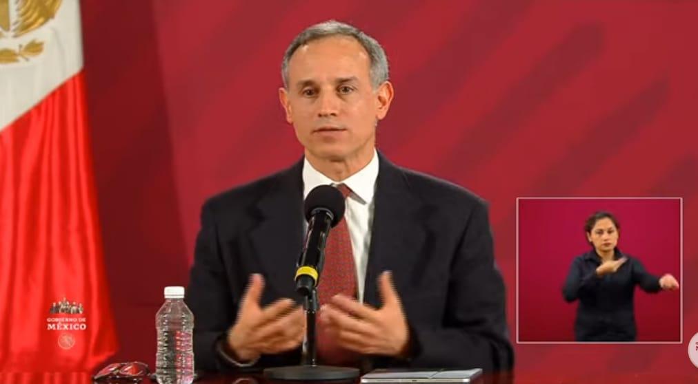 López Gatell responde a medios internacionales: Pide que la política no perturbe la claridad de los mensajes.