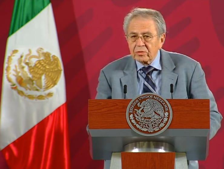 Los mexicanos tenemos la  tarea de pavimentar el camino hacia la nueva normalidad: Jorge Alcocer
