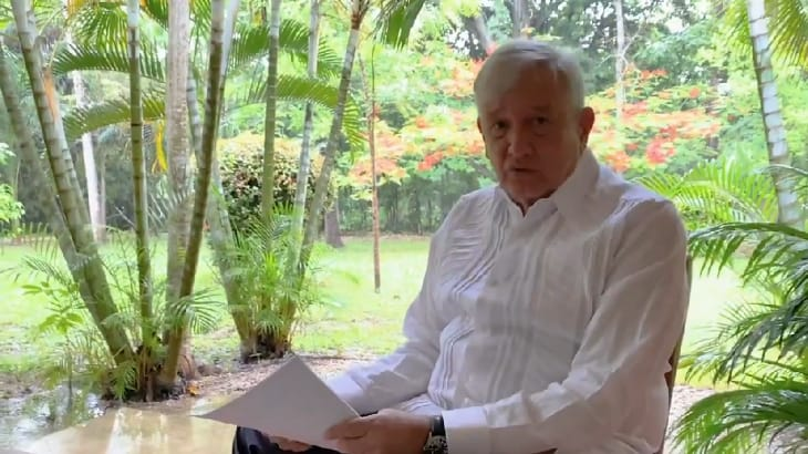 Segundo Informe de Gobierno de 'Andrés Manuel López Obrador'