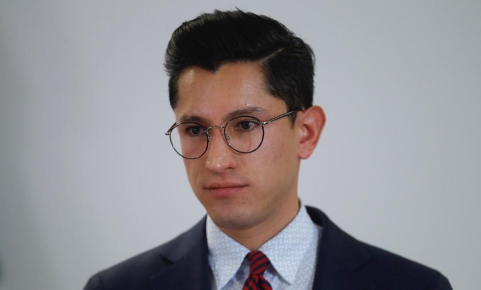 Roberto Velasco Álvarez,vocero de la SRE da positivo a COVID-19
