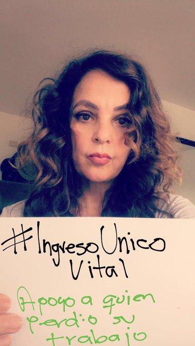 """Diputada Lorena Villavicencio habla del """"Ingreso único Vital"""", para apoyar a personas que perdieron su empleo por contingencia de COVID-19"""