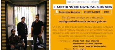 Secretaría de Cultura y Fonoteca Nacional estrenarán ciclo de transmisiones en línea