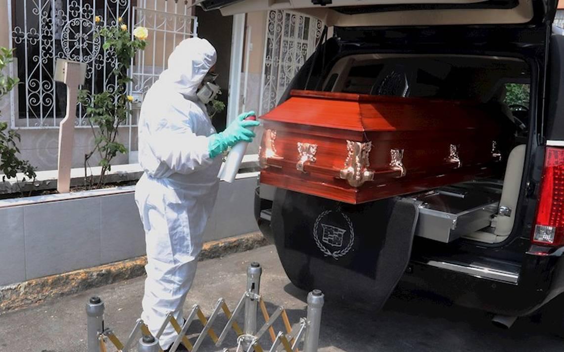Secretaría de Salud del Estado de México emite recomendaciones a familiares y funerarias que manejan fallecidos por COVID-19
