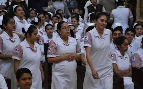 Casi la mitad de enfermeras en México son egresadas de la UNAM