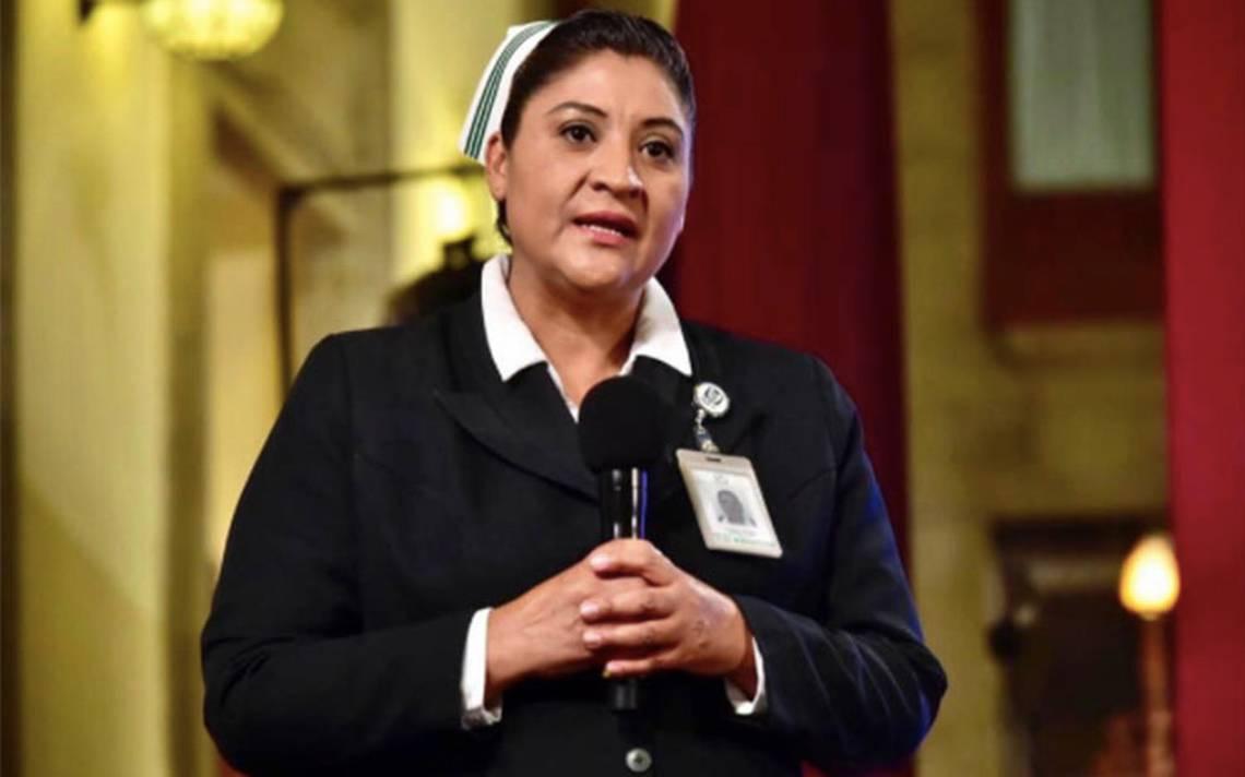 Jefa Fabiana, Titular de la División de Programas de Enfermería del IMSS da positivo a COVID-19