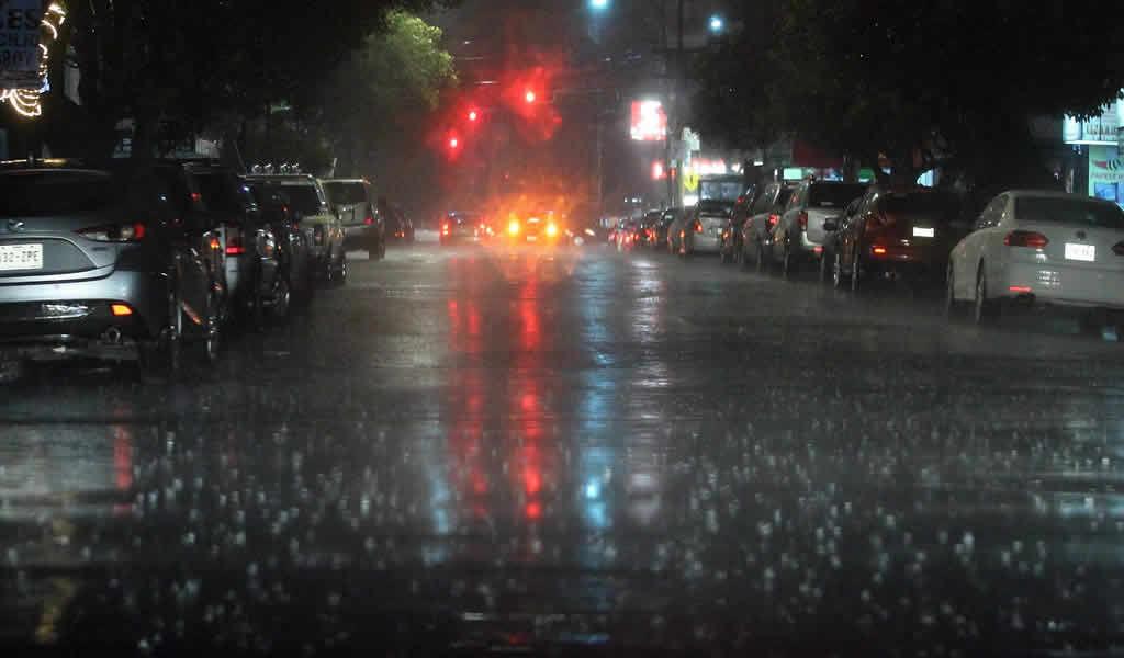 Alerta amarilla por lluvia en la Ciudad de México