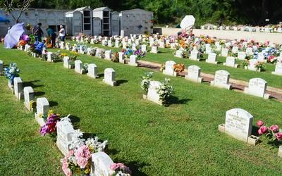 Permanecerán cerrados cementerios públicos y privados en la Ciudad de México
