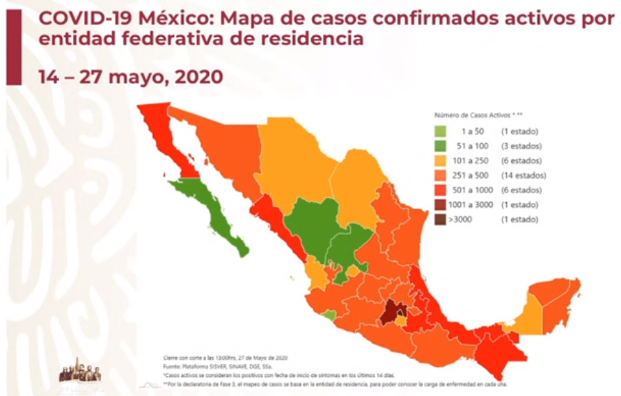 Hidalgo registra 247 defunciones por COVID-19: Omar Fayad