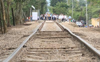 Pide CNDH suspender de manera urgente actividades no esenciales del Tren Maya por COVID-19