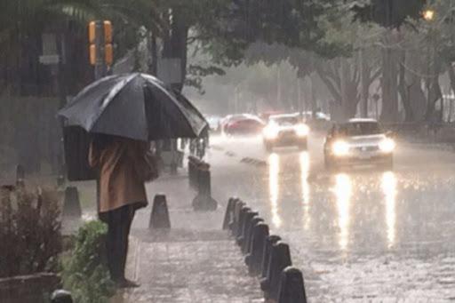Se activa alerta amarilla por pronóstico de lluvia