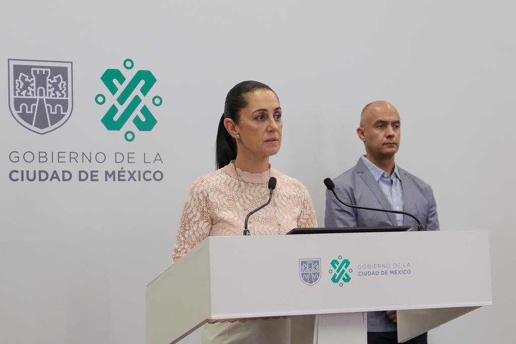 """Seguimos en semáforo rojo en la Ciudad de México, llaman a continuar con medidas de """"Susana Distancia"""""""