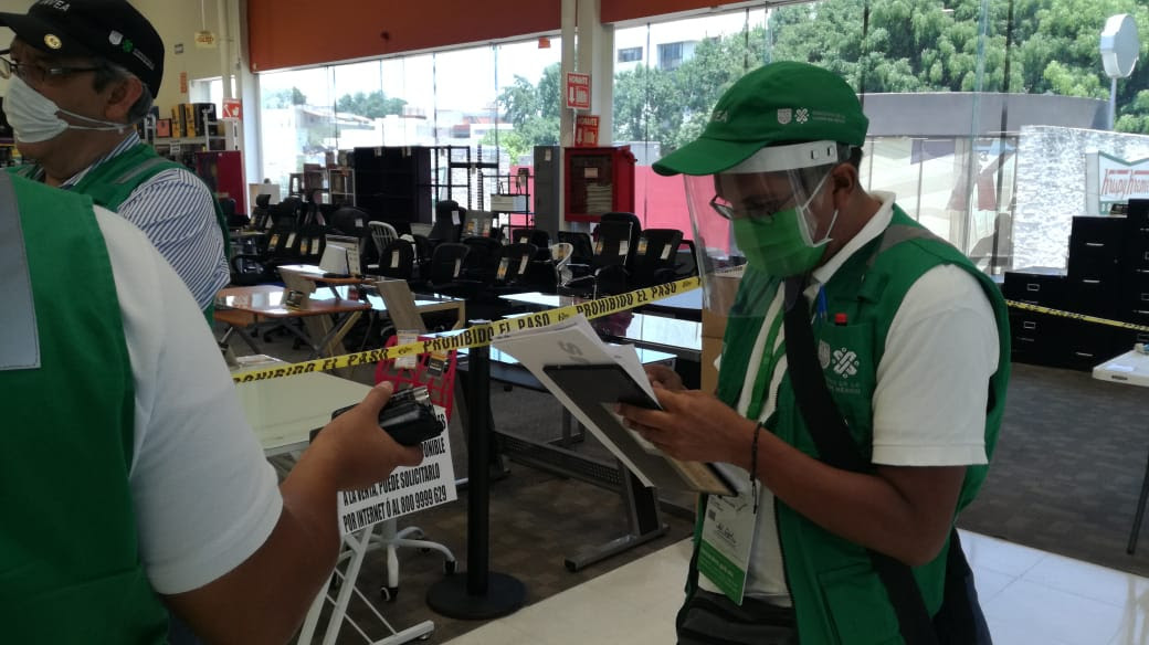 Continúa el cierre de negocios no esenciales en la Ciudad de México durante contingencia por COVID-19