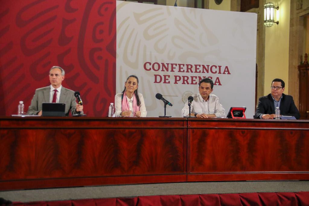 Presentan protocolo de traslado de personas con COVID-19 a hospitales