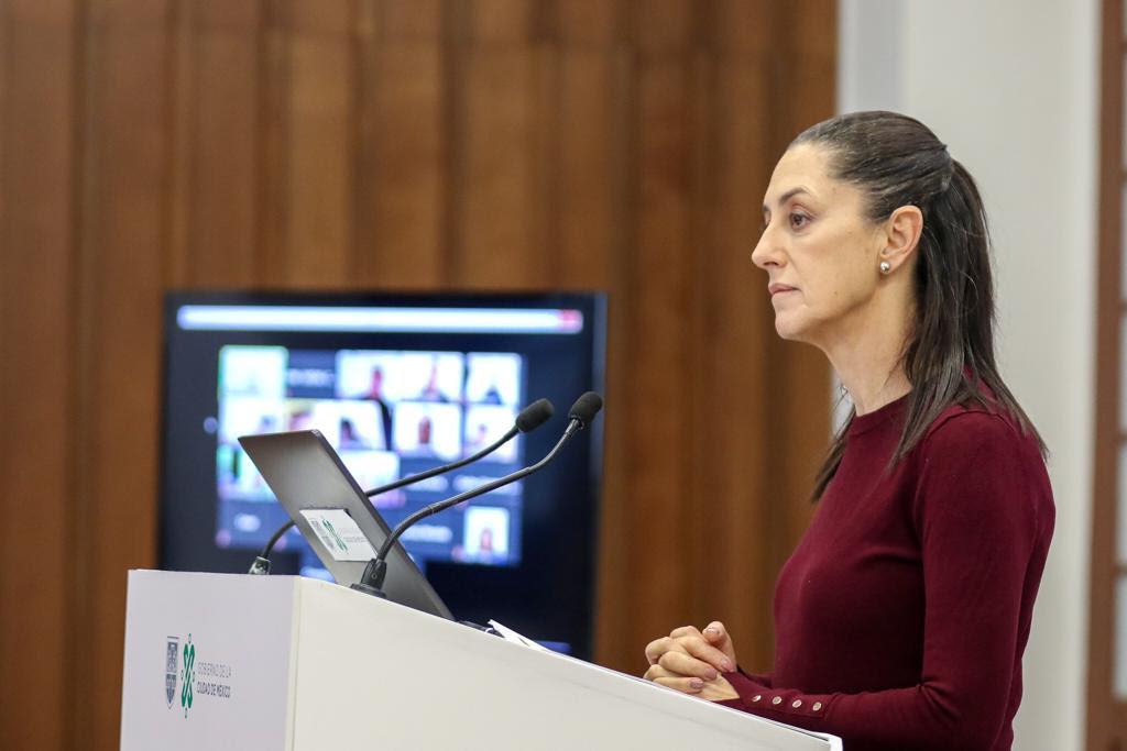 La CDMX reporta 604 defunciones y 7 mil 521 casos de COVID-19: Claudia Sheinbaum