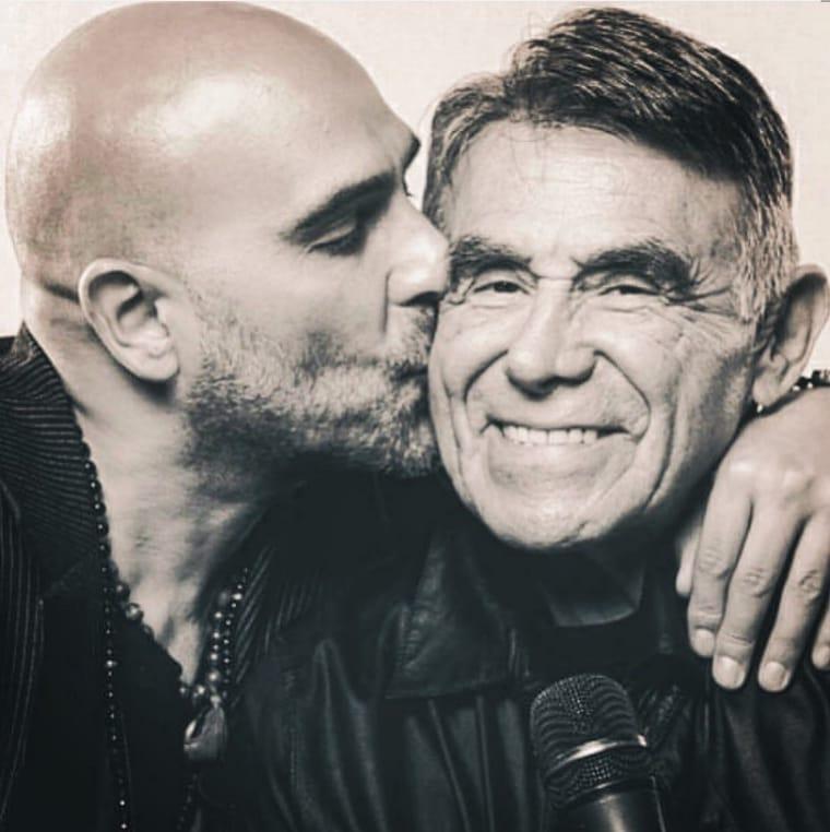 Esta es la emotiva carta de despedida de Héctor Suárez Gomís a su padre