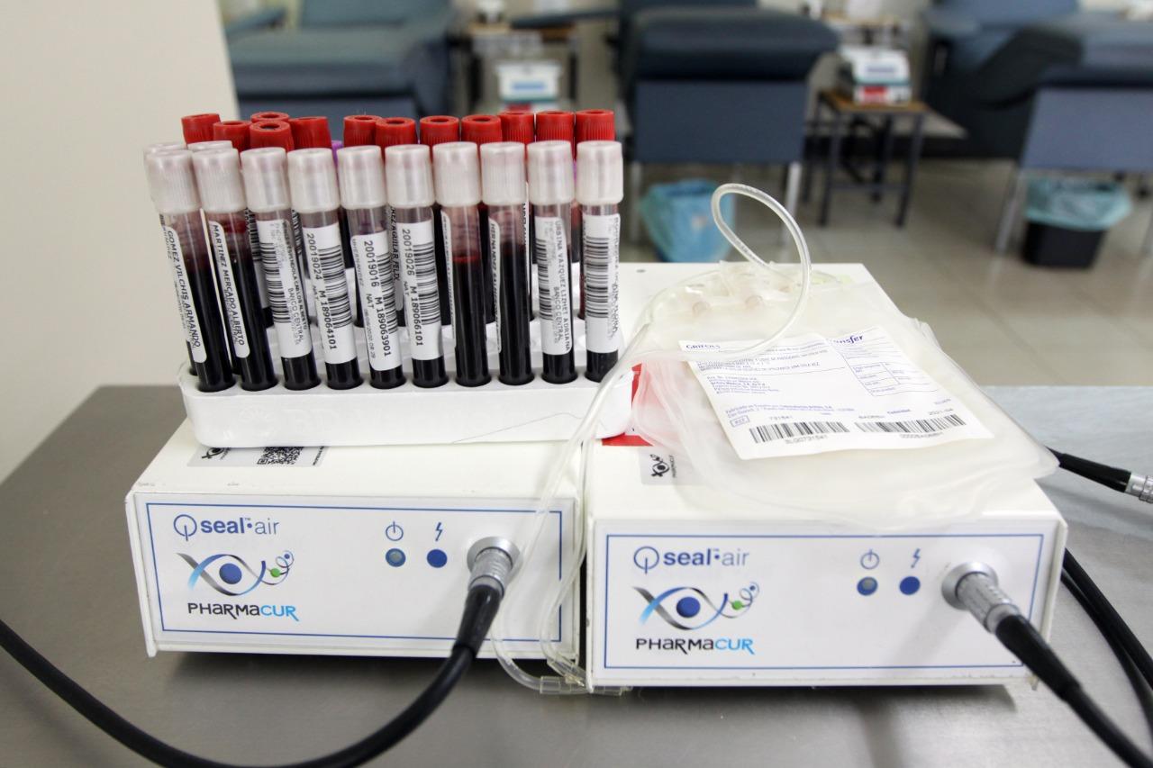 Exhorta IMSS a la población a donar sangre de manera voluntaria y regalar vida