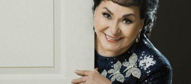 """Los seres humanos somos como los países, si no tenemos historia, valemos madre"""": Carmen Salinas"""