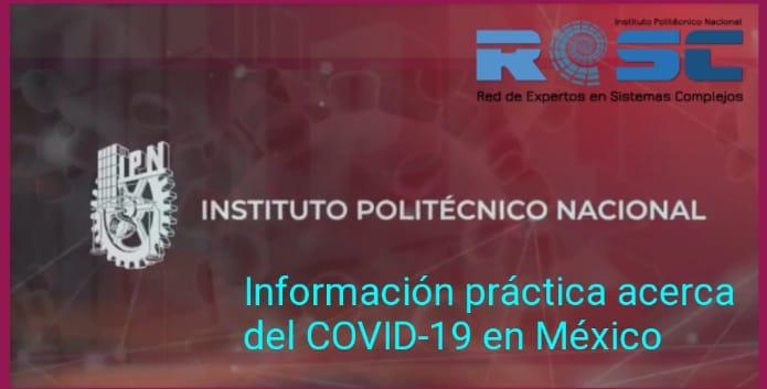 Crea IPN página web de orientación y apoyo sobre Coronavirus