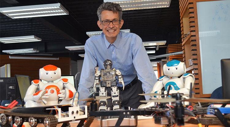 IPN desarrolla robot para sanitizar hospitales COVID-19
