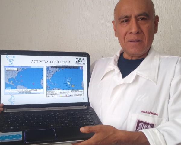 Exhorta IPN a fortalecer medidas de protección civil por ciclones tropicales del Atlántico y Pacífico