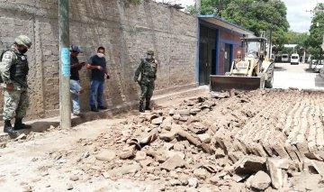 Ejército Mexicano aplicó el Plan DN-III-E en la Ciudad de México y el estado de Oaxaca.