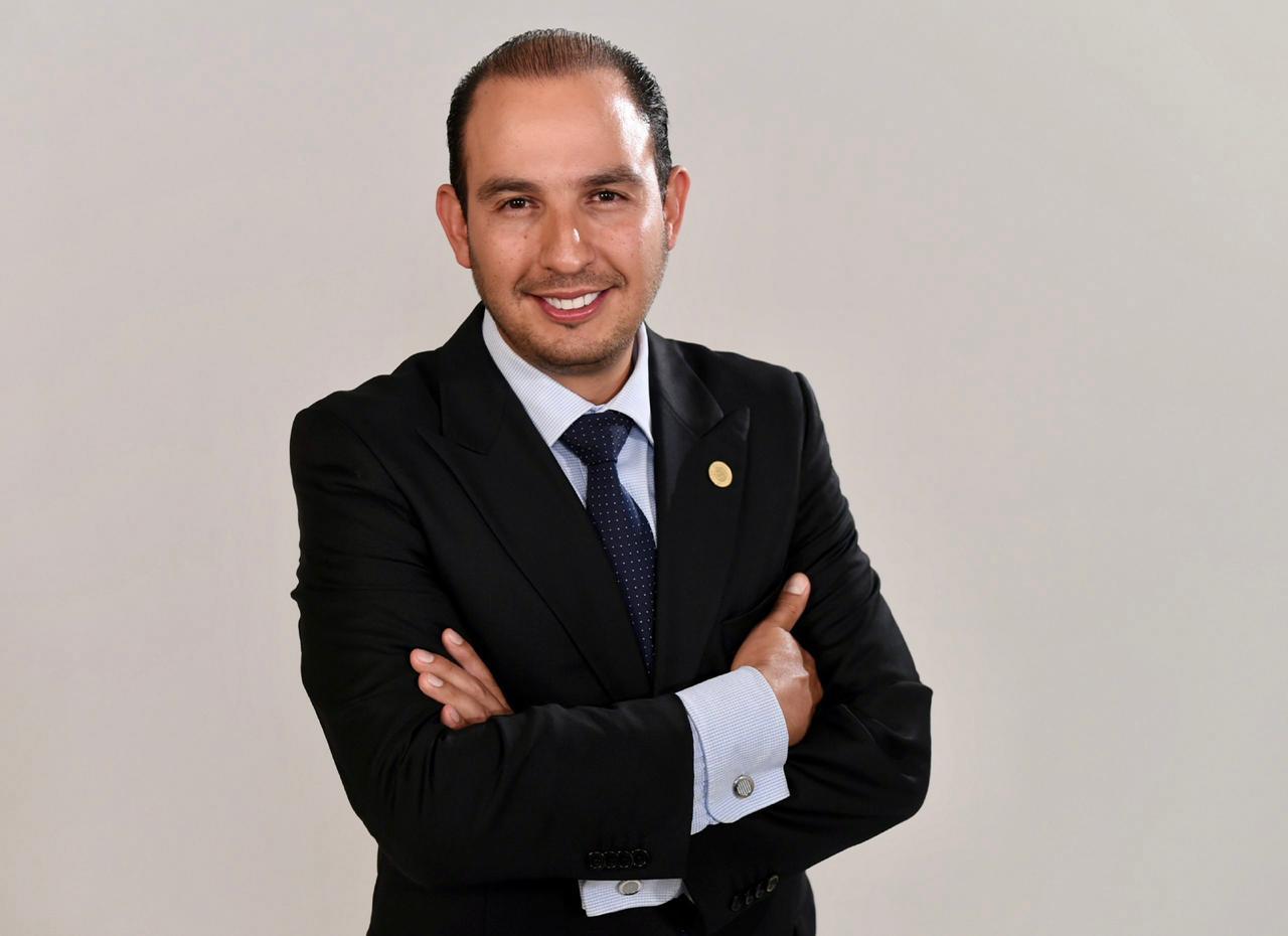 El BOA solo está en la cabeza del presidente: Marko Cortés