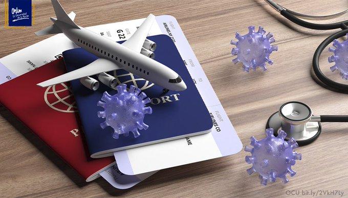 Estas son las nuevas reglas que ha impuesto la pandemia para viajar al extranjero