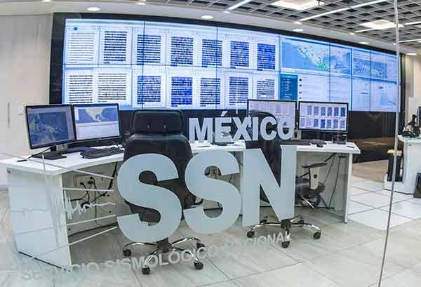 Vandalizan estación del Servicio Sismológico Nacional en Acambay, Estado de México