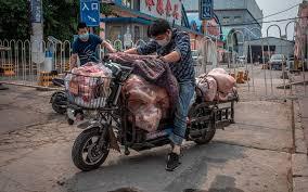 China ordena confinamiento en Pekín por rebrote de COVID-19