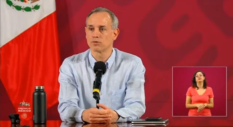 Coronavirus se extenderá hasta octubre, debemos aprender a interactuar con él: López Gatell