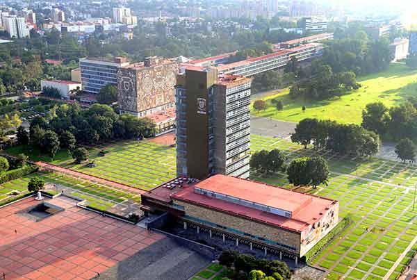 Regresa la UNAM al selecto grupo de las 100 mejores universidades del mundo