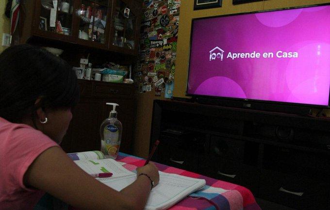 Se suman TV UNAM y Canal 22 a la transmisión de Aprende en Casa II