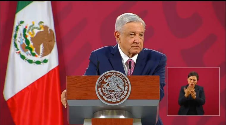 El Presidente confirma visita a EU, hoy se define el día del viaje.