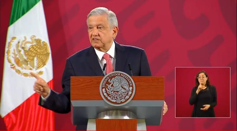 Injustas e irrespetuosos de la investidura presidencial las acusaciones del gobernador de Jalisco: AMLO