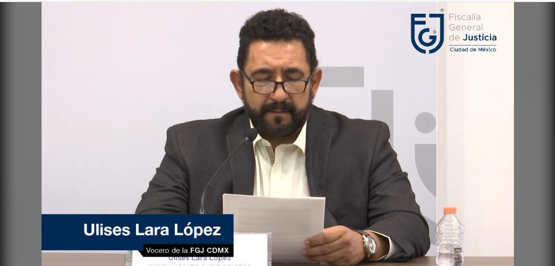 Fiscalía General de Justicia explica cómo se organizo el atentado a Omar García Harfuch