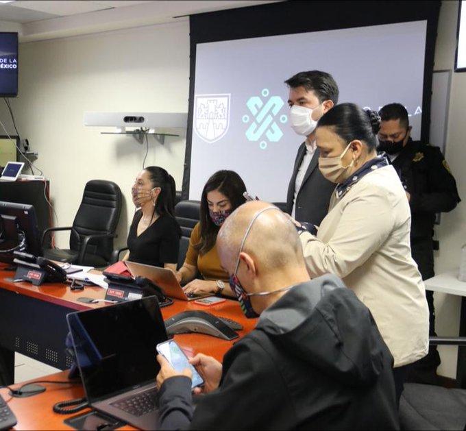 Más de 97% de altavoces de la alerta sísmica se activaron: Gobierno de la Ciudad de México