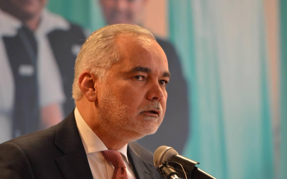 Gabriel O´shea, secretario de Salud del Estado de México, da positivo a COVID-19