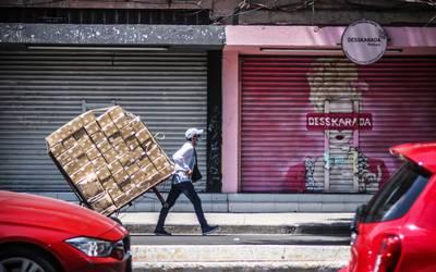 Inician reapertura de comercios y calles peatonales del Centro Histórico a partir del martes 30 de junio